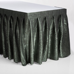 Table Skirts StarTex Linen Company - Conference table skirts