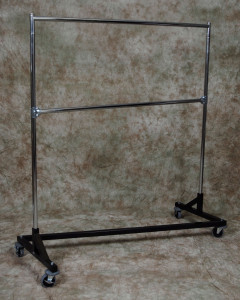 Two-Tier-skirt-rack